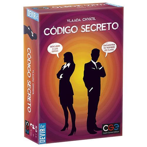 codigo secreto juego de mesa bgcose devir