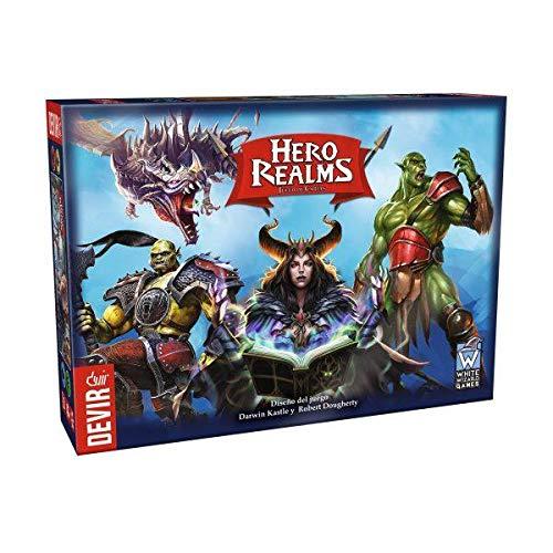 juego de mesa hero realms