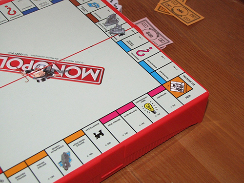monopoly juegos de mesa