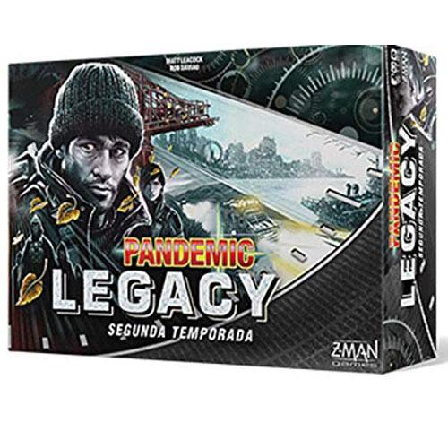 juego de mesa pandemic legacy