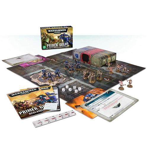 warhammer 40000 - juego de mesa