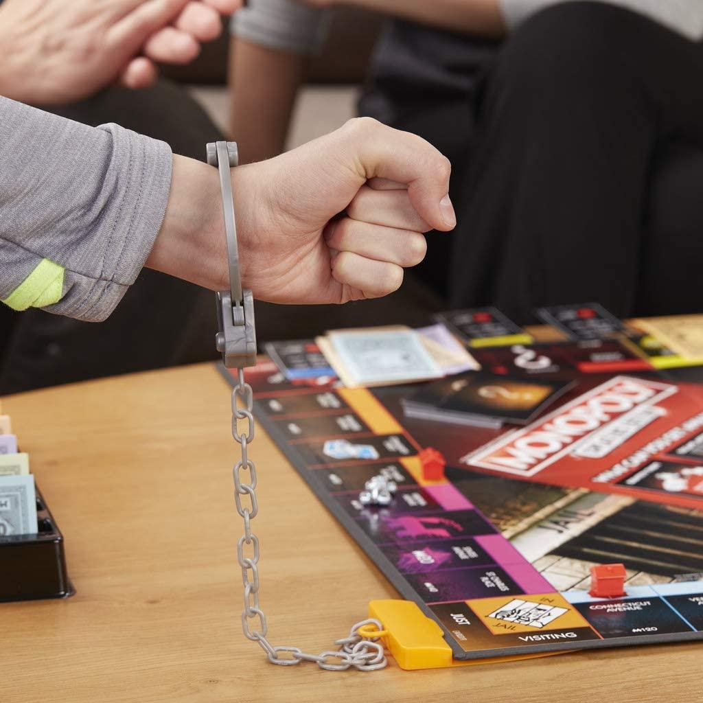 Que no te atrapen haciendo trampa - Monopoly Tramposo
