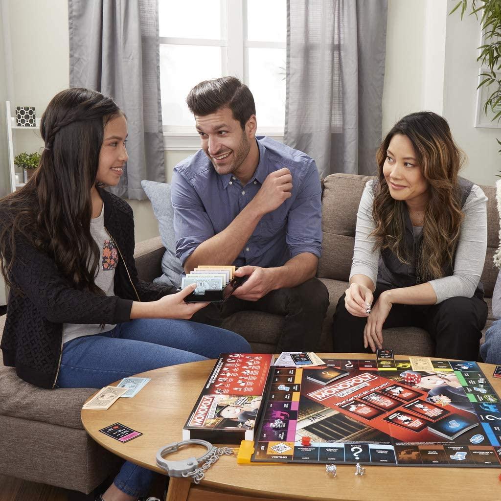 Hasta 22 cartas de titulo de propiedad - Monopoly Tramposo