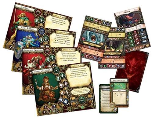 200 cartas descent viaje a las tinieblas