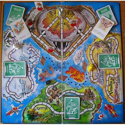 imperio cobra juego de mesa